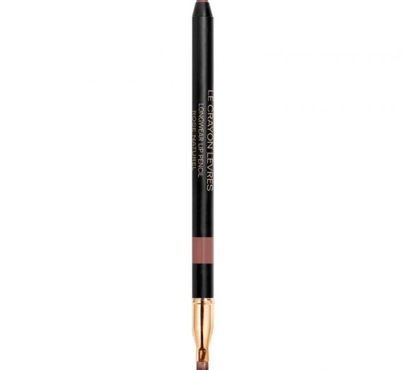 LE CRAYON LÈVRES Longwear Lip Pencil – Rose Naturel