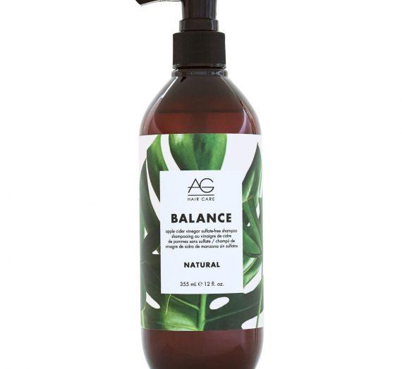 Balance Apple Cider Vinegar Shampoo