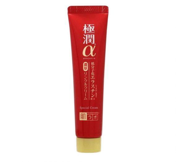 Gokujyun Alpha Special Wrinkle Cream