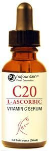 NuFountain C20 20% Vitamin C Serum