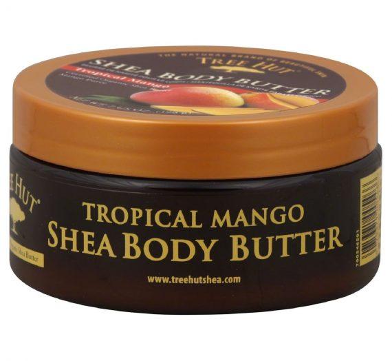 Hydrating Shea Body Butter – Tropical Mango