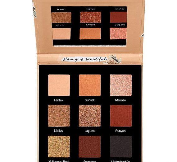 x Eman Bronzed AF Eyeshadow Palette