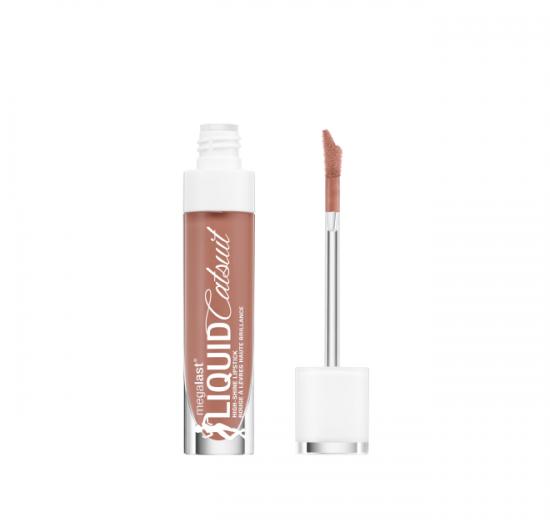 MegaLast Liquid Catsuit High-Shine Lipstick- Chic Got Real