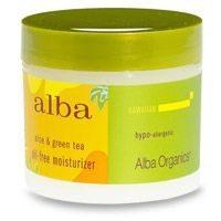 Hawaiian Refining Aloe & Green Tea Oil-Free Moisturizer