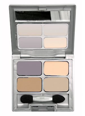 Matte Collection Quad Eye Shadow – Canyon Classic