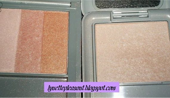 Silk Finish Blush in All Over Shimmer – 832D ] [DISCONTINUED]