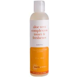 Aloe Vera Complexion Toner & Freshener