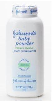 Medicated Baby Powder Aloe & Vit. E