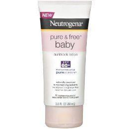 Pure & Free Baby SPF 60
