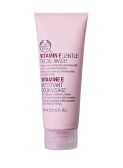 Vitamin E Gentle Facial Wash
