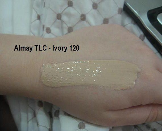 TLC Truly Lasting Color Liquid Makeup
