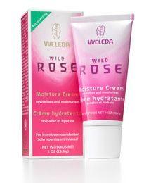 WILD ROSE Renewing Smoothing Facial Lotion