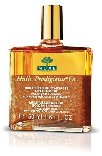 Huile Prodigieuse Or (Gold Shimmer Multi-Purpose Dry Oil)