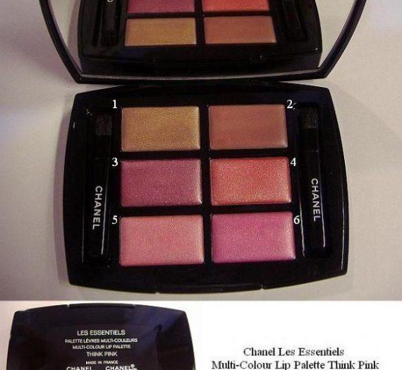 Essentials de Chanel palette