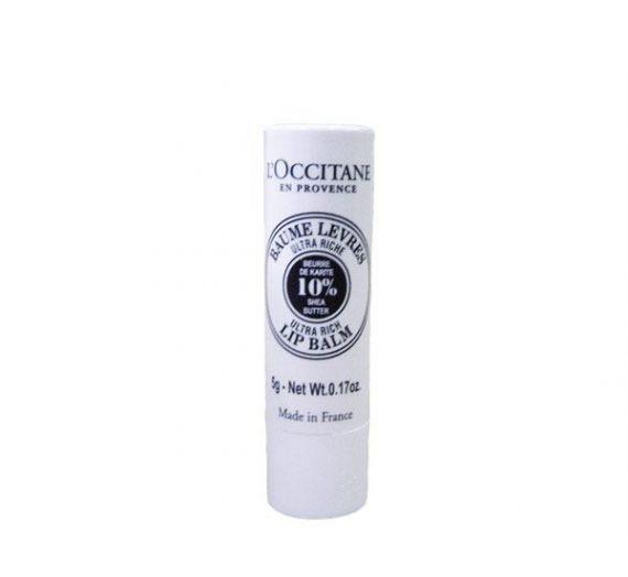 10% shea butter anti-drying lip balm