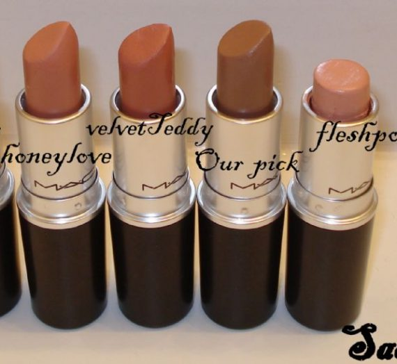 Satin Lipstick – Fleshpot