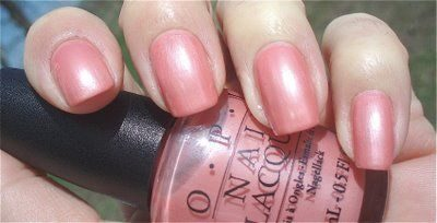 Nail Lacquer – Dancing In The Isles