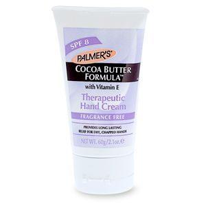 Cocoa Butter Therapeutic Hand Cream