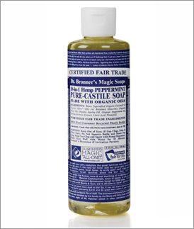 Hemp Peppermint Castille Soap