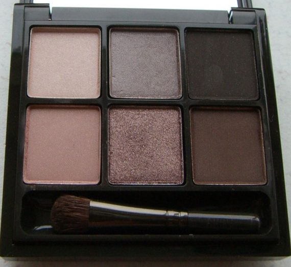 Smoke and Mirrors palette
