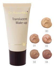 Translucent Make-up [DISCONTINUED]
