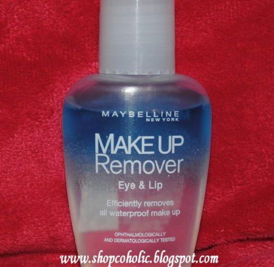 Makeup Remover Eye & Lip