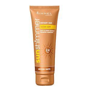 Sun Shimmer Instant Tan Make Up  (ALL)