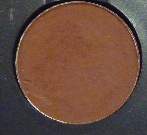 Eyeshadow – Brown Script (Matte)