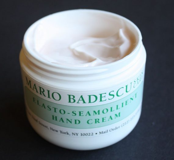 Elasto-Seamollient Hand Cream