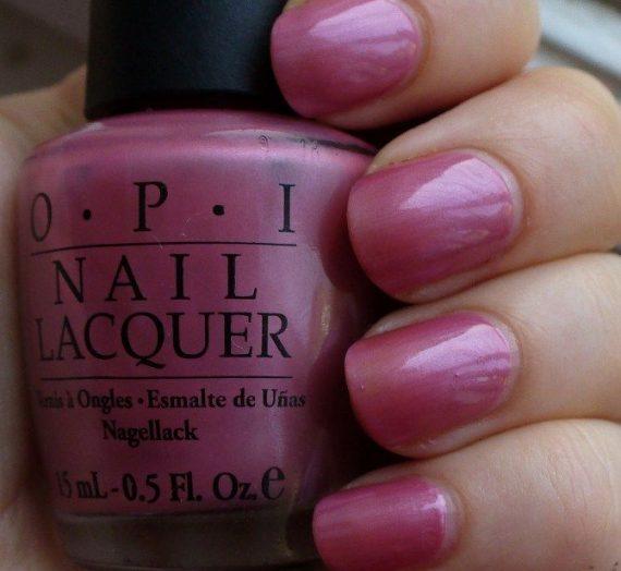Nail Lacquer – Not So Bora Bora-ing Pink