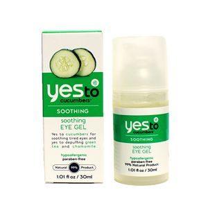Yes to Cucumbers – Soothing Eye Gel