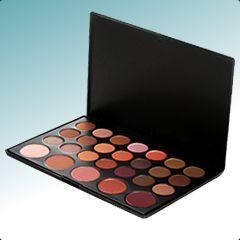 26 Color Palette – Neutral Eyeshadows & Blush