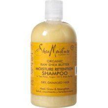 Organic Raw Shea Butter Moisture Retention Shampoo