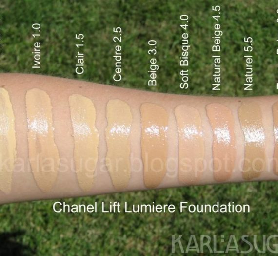 Lift Lumiere  Firming and Soothing Fluid Makeup SPF 15  [DISCONTINUED]