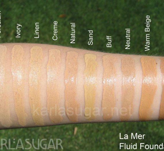 Skincolor De La Mer The Treatment Fluid Foundation SPF 15