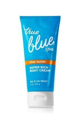 True Blue Spa Lay It On Thick Body Cream (unscented)