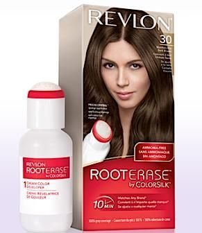 Root Erase Permanent Hair Color