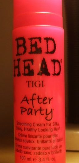 Bed Head After Party Smoothing Cream