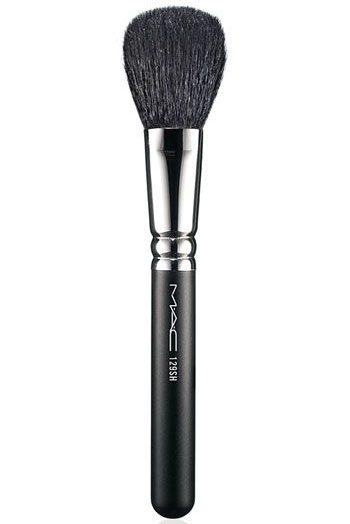 #129 SH Short Handled Powder/Blush Brush
