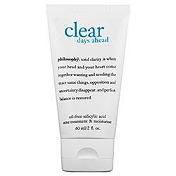 Clear Days Ahead Oil-Free Salicylic Acid Acne Treatment & Moisturizer