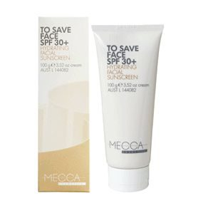 Mecca Cosmetica – To Save Face SPF 30+ Hydrating Facial Sunscreen