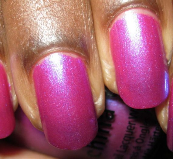 Nail Lacquer – Reggae to Riches