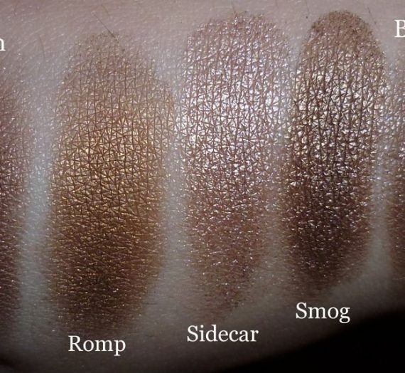 Eyeshadow – Smog