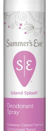 Summer's Eve – Feminine Deodorant Spray