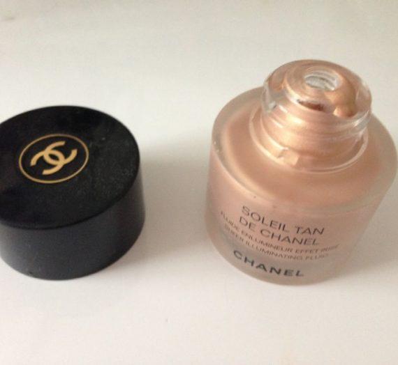 Soleil Tan de Chanel Sheer Illuminating Fluid – Sunkissed