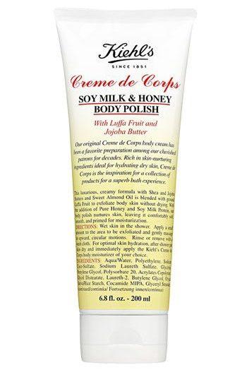 Creme de Corps Soy Milk & Honey Body Polish