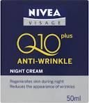 Visage Q10 Plus Anti-Wrinkle Night Cream