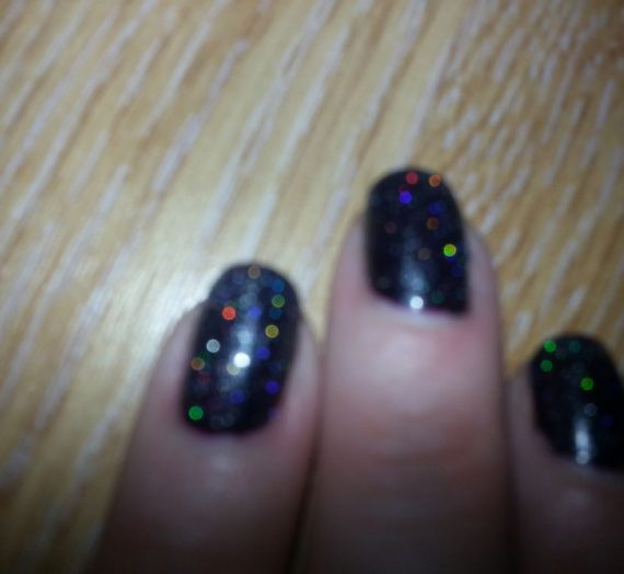Nail Lacquer – Fairy Dust