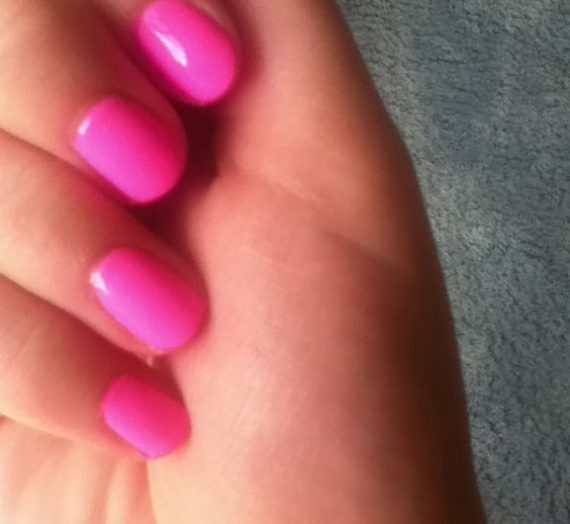 Nail Lacquer – Bottoms Up