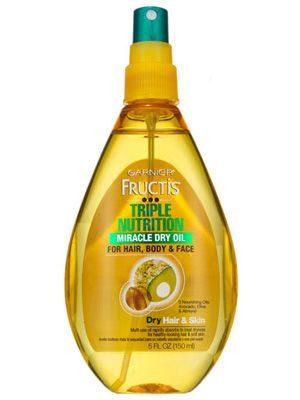Triple Nutrition Marvelous Oil Hair Elixir